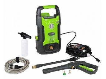 Минимойка Greenworks G1 100 бар (350 л/час) 1300W