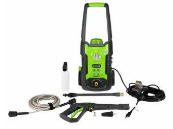 Минимойка Greenworks G2 110 бар (400 л/час) 1400W