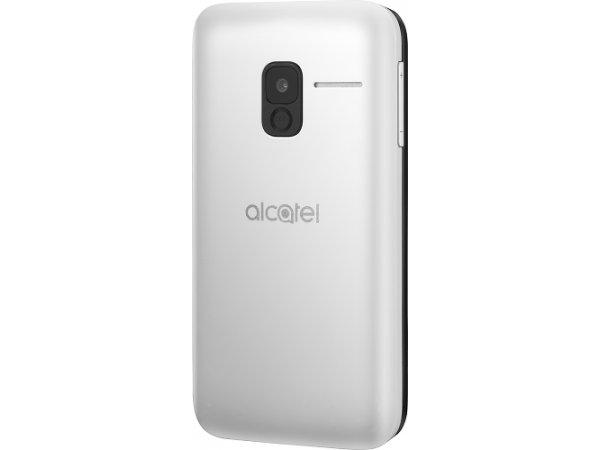 Мобильный телефон Alcatel One Touch 2008G Black/Pure White