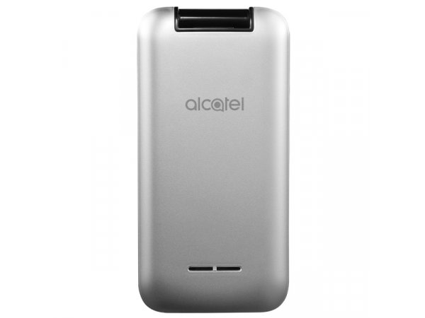 Мобильный телефон Alcatel One Touch 2051D Metal Silver