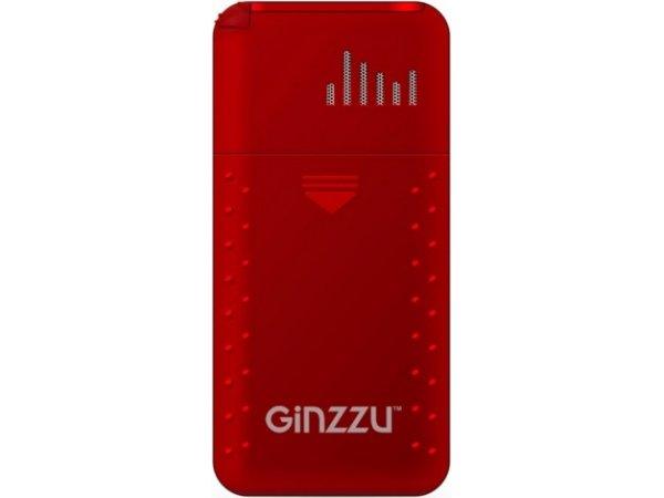 Мобильный телефон Ginzzu MB505 Red