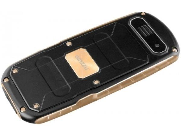 Мобильный телефон Ginzzu R1D Black