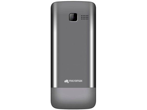 Мобильный телефон Micromax X408 Gray