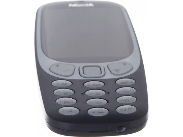 Мобильный телефон Nokia 3310 Dual Sim (2017) Dark Blue