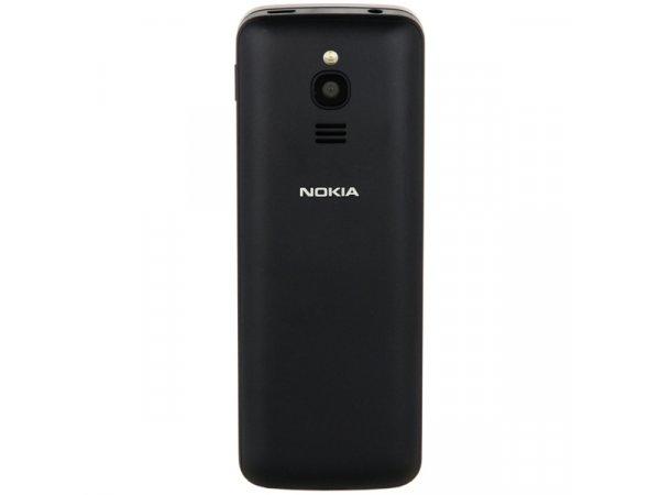 Мобильный телефон Nokia 8110 Black (TA-1048)