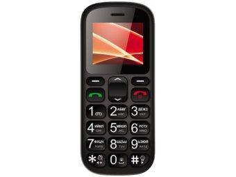 Мобильный телефон Vertex C305 Black