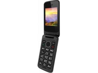 Мобильный телефон Vertex C308 Black