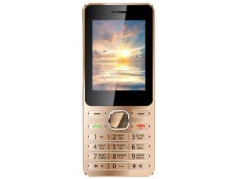 Мобильный телефон Vertex D508 Gold/Metal