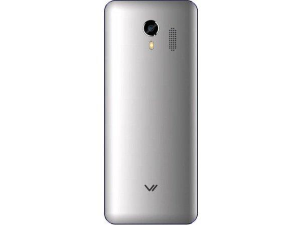 Мобильный телефон Vertex D508 Silver/Blue