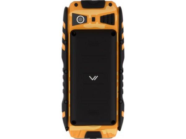 Мобильный телефон Vertex K202 Haki/Brown