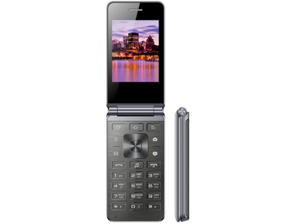 Мобильный телефон Vertex S105 Dark Gray