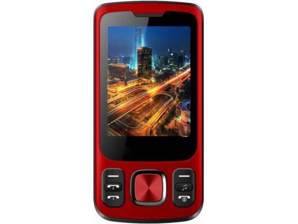 Мобильный телефон Vertex S107 Red