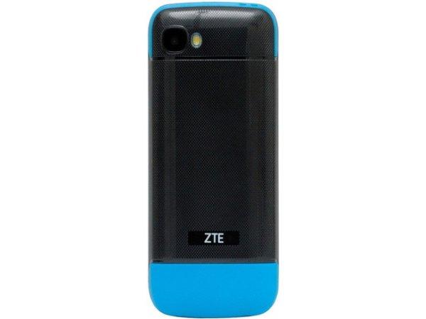 Мобильный телефон ZTE R550 Black/Blue