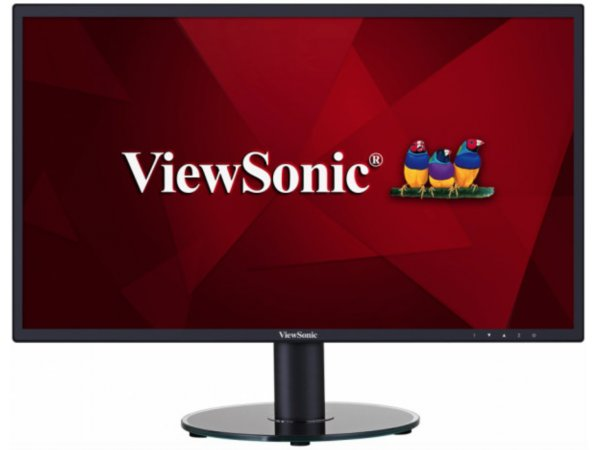 Монитор Viewsonic VA2719SH 27 Black (vs16492)