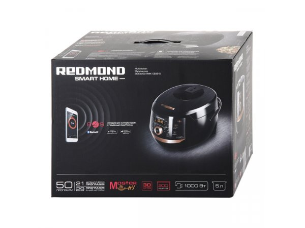 Мультиварка-мультикухня Redmond SkyKitchen RMK-CB391S