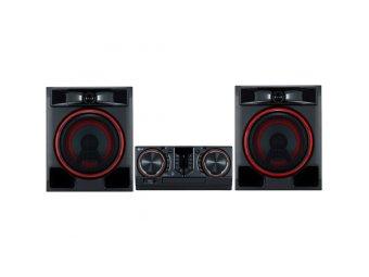 Музыкальный центр Mini LG CL65DK