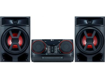 Музыкальный центр LG X-Boom CK43