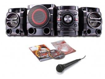 Музыкальный центр Mini LG DM5660K