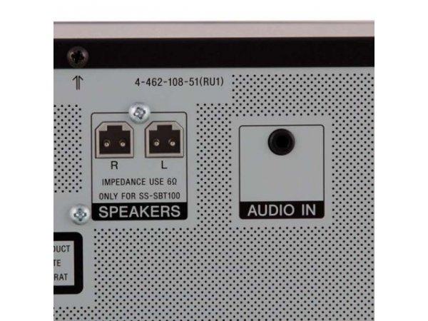 c96ee2371ee5 Sony CMT-SBT100 – купить аудиосистему, сравнение цен интернет ...