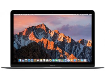 Ноутбук Apple MacBook Mid 2017 Space Gray (MNYG2RU/A)