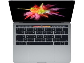 Ноутбук Apple MacBook Pro 13 with Retina display and Touch Bar Mid 2017 Space Gray (MPXW2RU/A)