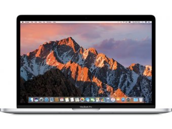 Ноутбук Apple MacBook Pro 13 with Retina display Mid 2017 Silver (MPXU2RU/A)