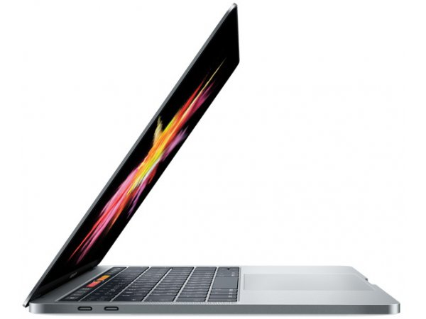 Ноутбук Apple MacBook Pro 13 with Retina display and Touch Bar Mid 2017 Silver (MPXX2RU/A)