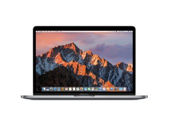 Ноутбук Apple MacBook Pro 13 with Retina display Mid 2017 Space Gray (MPXQ2RU/A)