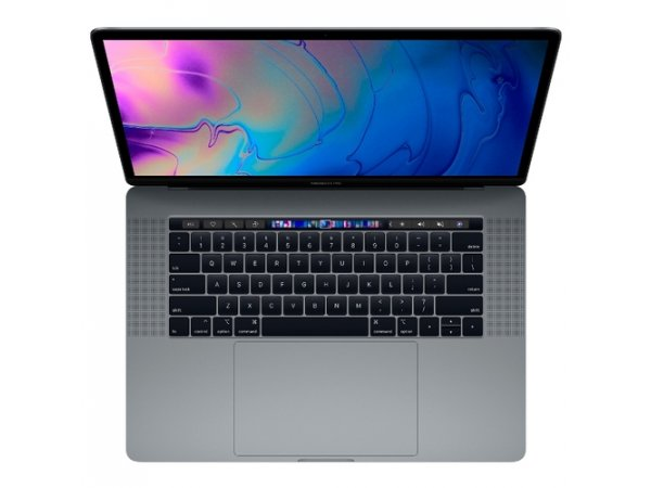 Ноутбук Apple MacBook Pro 15 with Retina display Mid 2018 Space Gray (MR952)