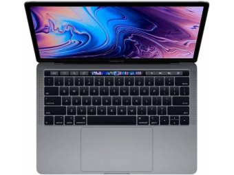 Ноутбук Apple MacBook Pro 13 with Retina display and Touch Bar Mid 2018 Space Gray (MR9Q2)