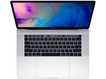Ноутбук Apple MacBook Pro 15 with Retina display Mid 2018 Silver (MR972)