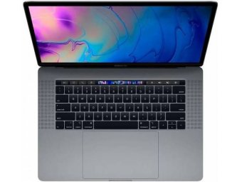 Ноутбук Apple MacBook Pro 15 with Retina display Mid 2018 Space Gray (MR942)
