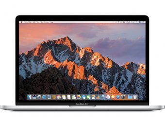 Apple MacBook Pro 13 with Retina display and Touch Bar Mid 2017 Silver MPXX2