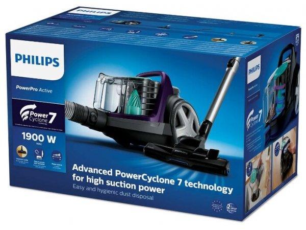 Пылесос с контейнером для пыли Philips FC9571/01