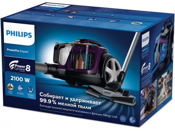 Пылесос Philips PowerPro Expert FC9734/01