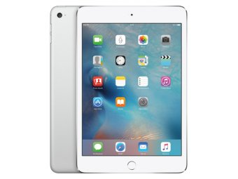 Планшет Apple iPad mini 4 Wi-Fi 128GB Silver MK9P2