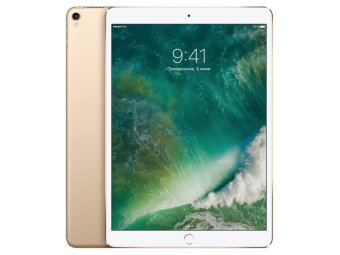 Планшет Apple iPad Pro 10.5 256 Gb Wi-Fi + Cellular Gold