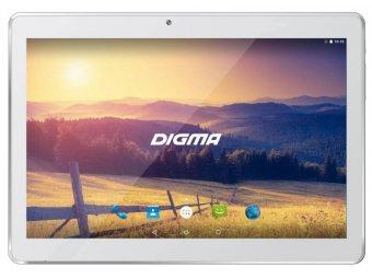 Планшет Digma Plane 1524 3G белый