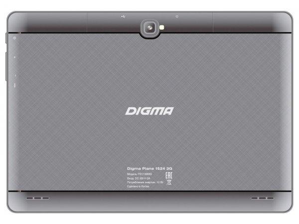 Планшет Digma Plane 1524 3G серебристый