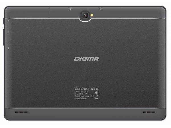 Планшет Digma Plane 1525 3G черный