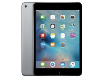 Планшет Apple iPad mini 4 128GB Wi-Fi Space Gray MK9N2