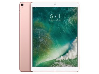 Планшет Apple iPad Pro 10.5 256 Gb Wi-Fi Rose Gold