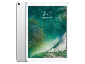 Планшет Apple iPad Pro 10.5 64 Gb Wi-Fi Silver (MQDW2RU/A)