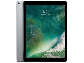 Планшет Apple iPad Pro 12.9 64Gb Wi-Fi + Cellular Space Gray (MQED2RU/A)