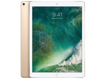 Планшет Apple iPad Pro 12.9 64Gb Wi-Fi Gold (MQDD2RU/A)