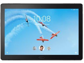 Планшет Lenovo Tab P10 TB-X705L 10 64Gb LTE Black (ZA450084RU)