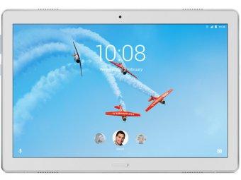 Планшет Lenovo Tab P10 TB-X705L 10 64Gb LTE White (ZA450047RU)