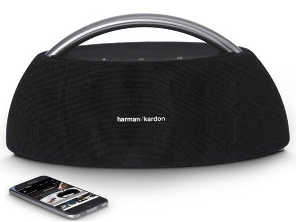 Беспроводная акустика Harman/Kardon Go + Play Mini Black