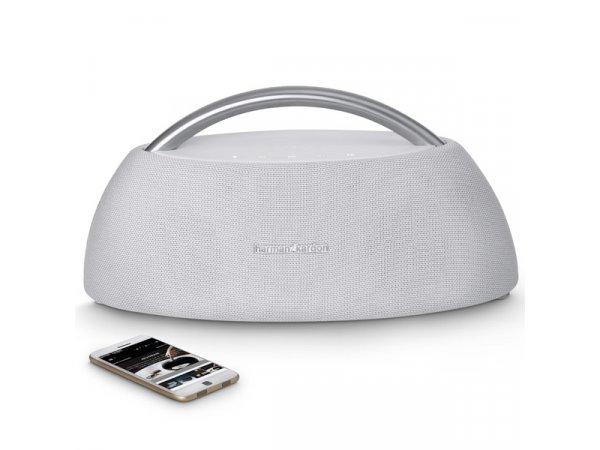 Беспроводная акустика Harman/Kardon Go + Play Mini White