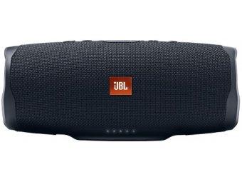 Портативная акустика JBL Charge 4 Black (JBLCHARGE4BLK)